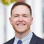 Longwood MBA graduate Brandon Hennessey