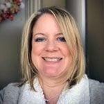 Longwood MBA graduate Christine Jordan